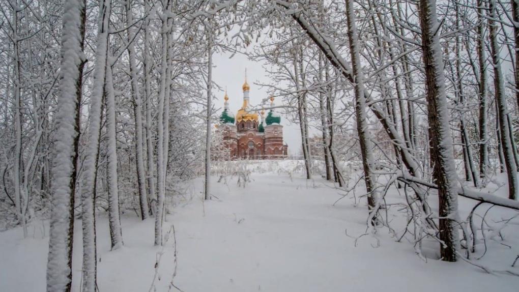 На Рождество синоптики обещают тамбовчанам лёгкий снежок