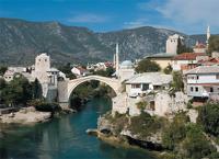 С сегодняшнего для россияне могут ездить в Боснию и Герцеговину без виз