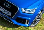 Олимпийский дух: тестируем Audi RS Q3