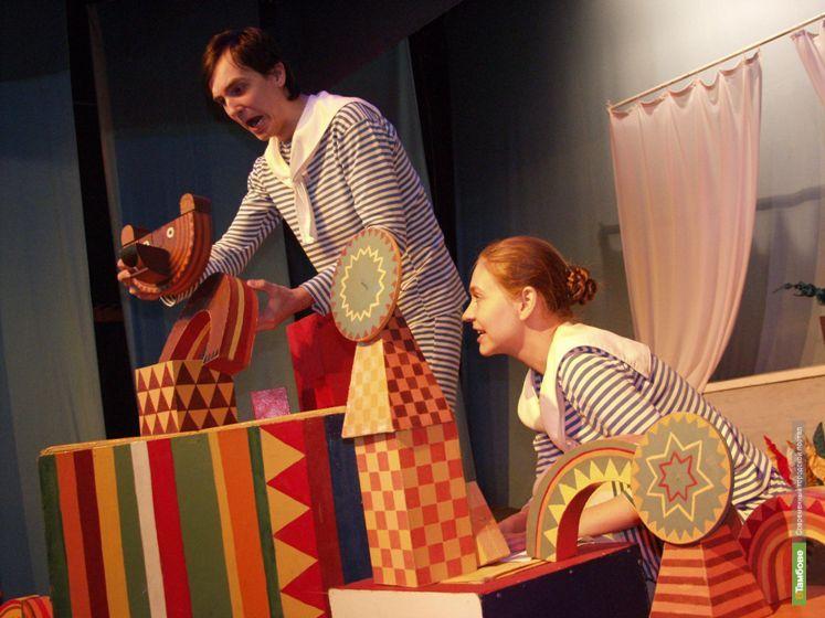 Тамбовский театр кукол покажет спектакли сельским детям