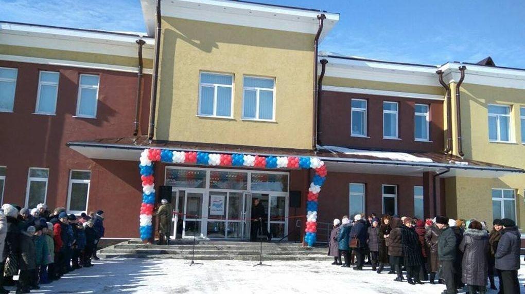 В Тамбовской области снова начали строить дома культуры. Первый открылся в Ивановке