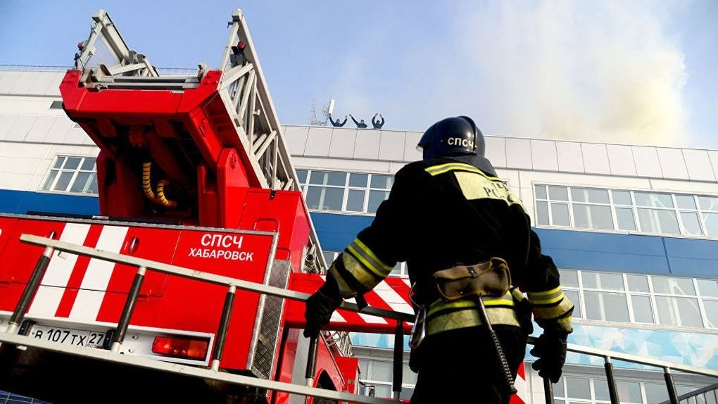 Из торговых центров России эвакуировали людей 28 тысяч раз