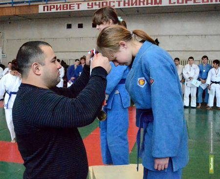 Тамбовские дзюдоисты завоевали 16 медалей