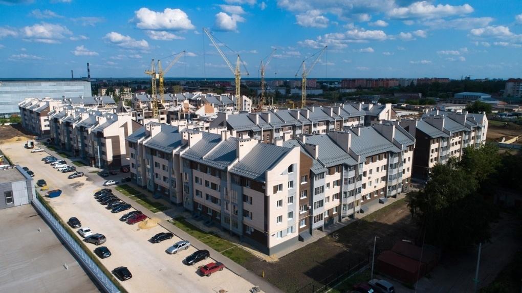 Группа компаний «Мегаполис» заняла 1 место по количеству построенных многоквартирных домов в 2020 году