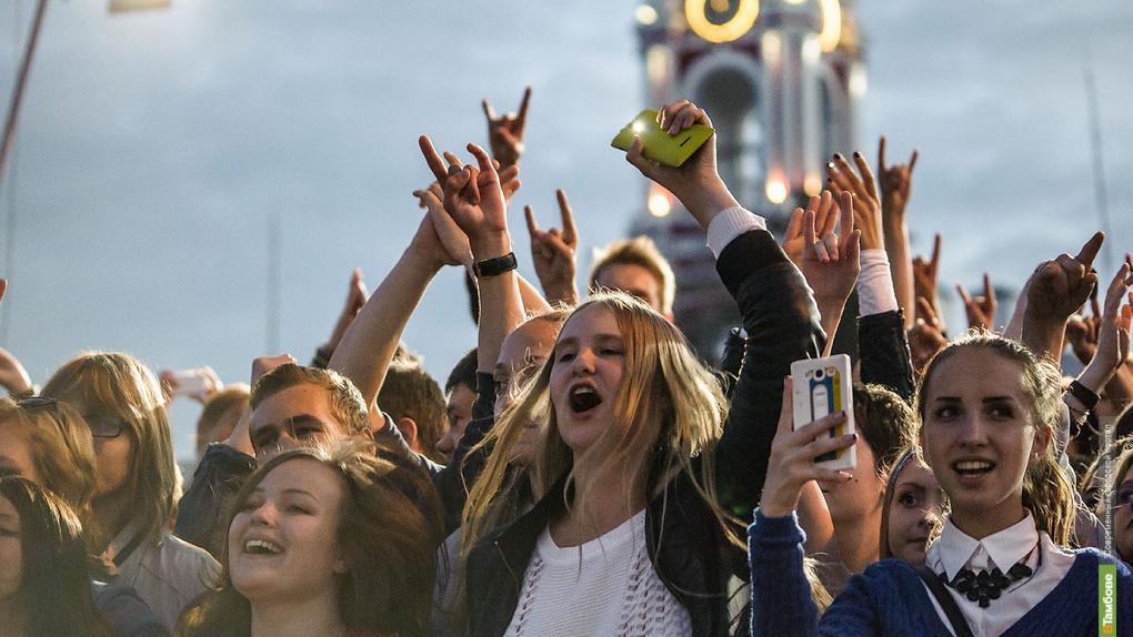 В Тамбове вновь пройдёт фестиваль «Рок над Цной»