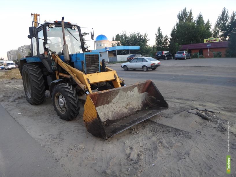 «Экстремальный» ремонт дороги на Мичуринской – вынужденная мера