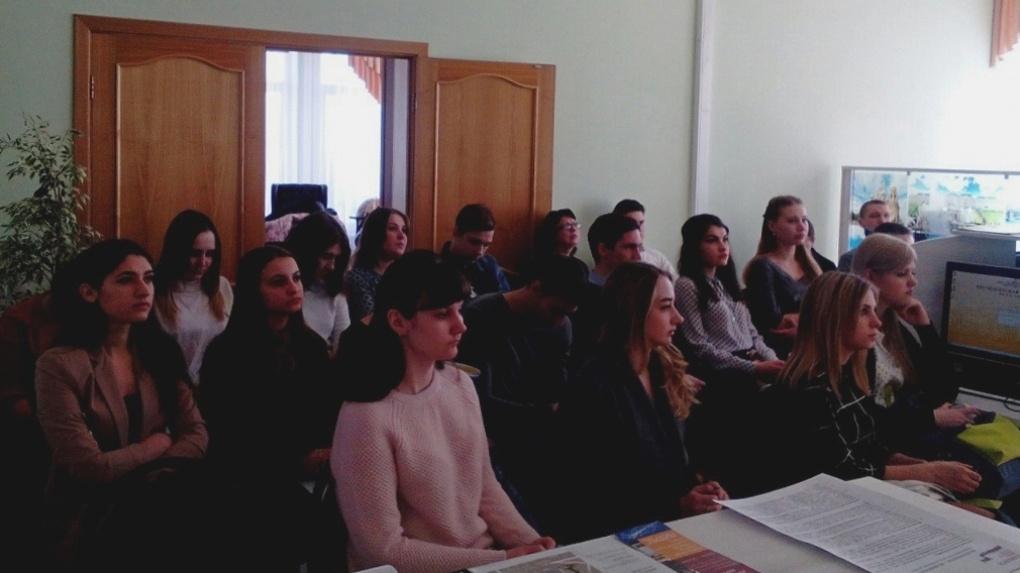 Студенты Тамбовского филиала РАНХиГС приняли участие в конференции, посвященной Дому Романовых
