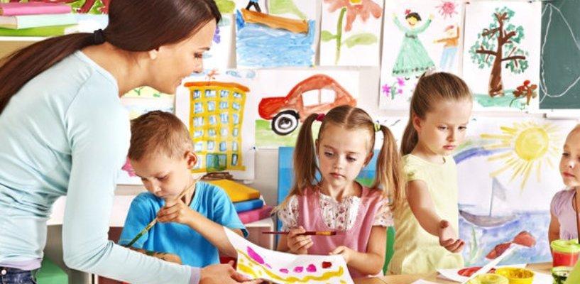Тамбовский опыт по созданию дошкольных семейных групп оценили в Госдуме