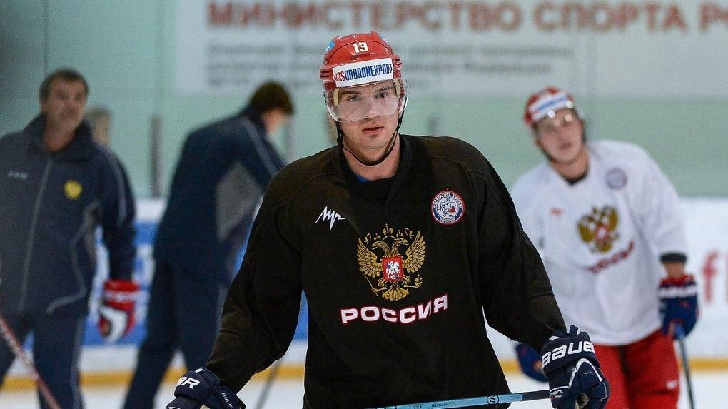ХК «Тамбов» пока не рассматривает двукратного чемпиона мира Николая Жердева в качестве игрока