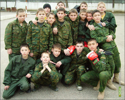 Кадеты из Тамбова побывают на Бородинском поле