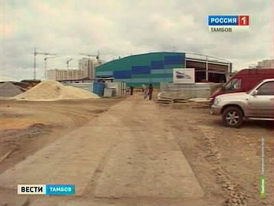 В январе в Тамбове начнет работать каток-трансформер