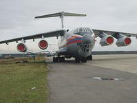 Самолет МЧС спасает российских туристов из Черногории
