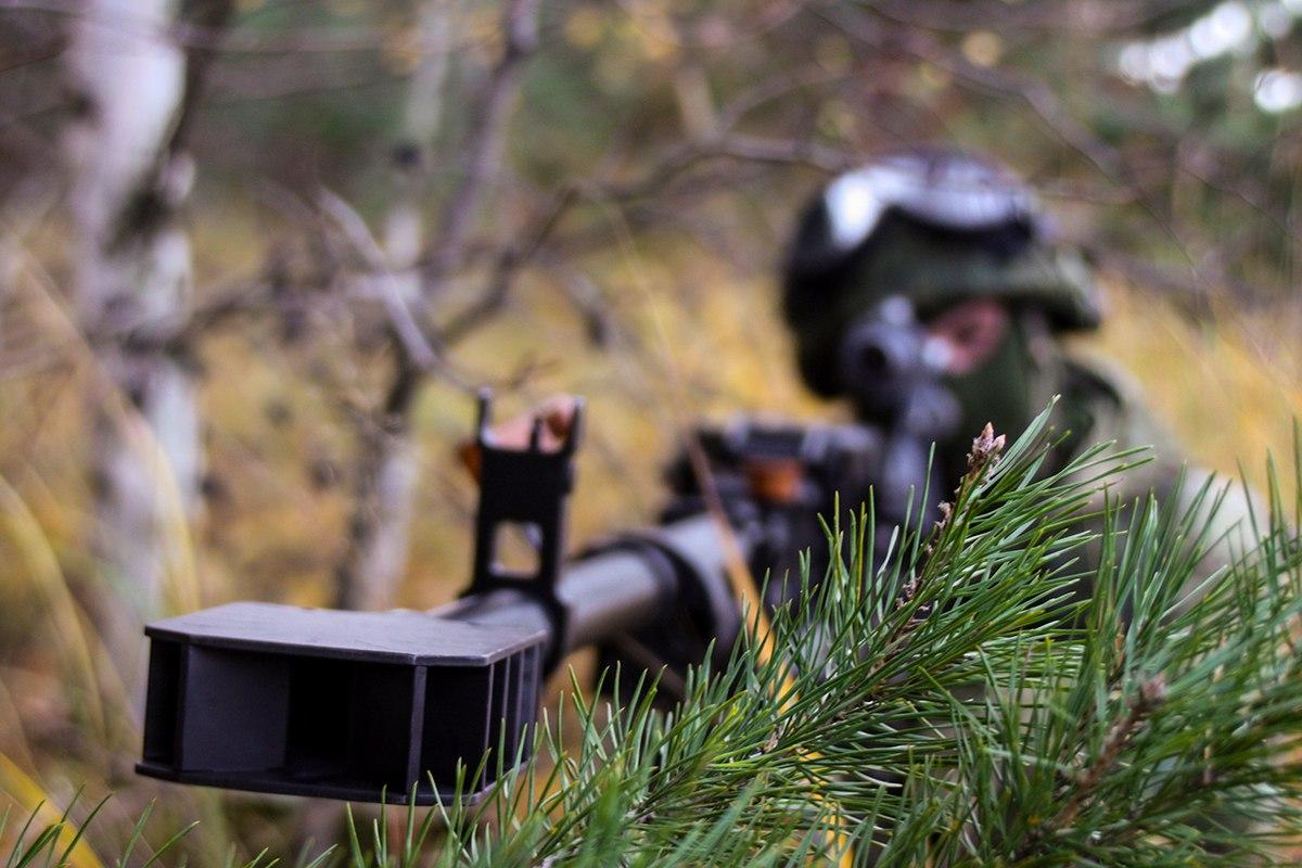 тех, спецназ использует фотоаппарат на задании что