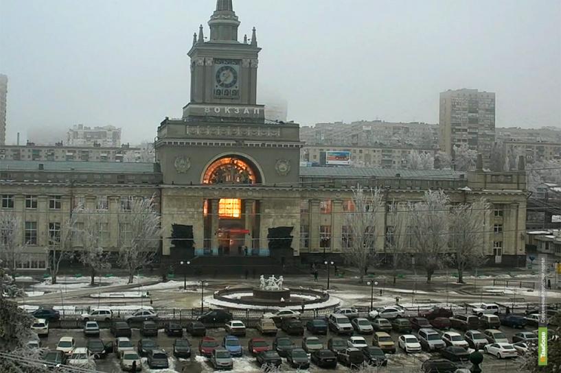 В Волгограде простились со стражем порядка, который не пустил террориста в здание вокзала