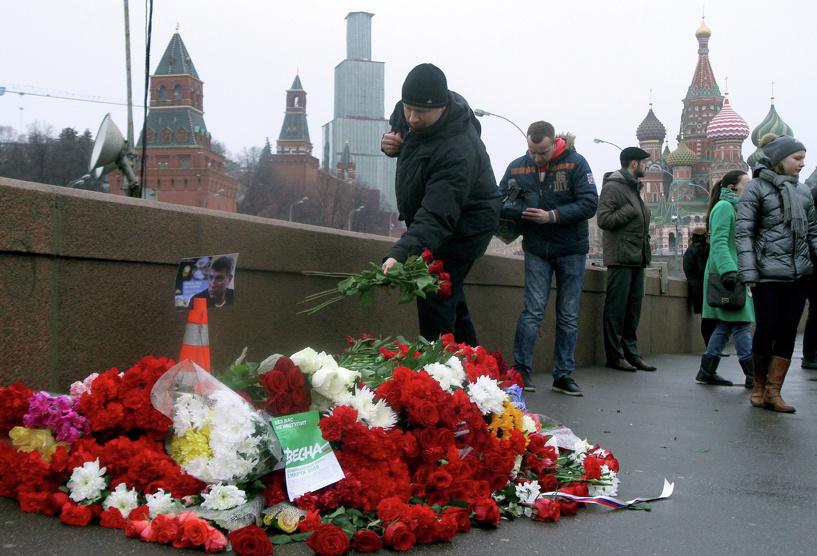 Старые патроны навели следователей на версию о непрофессионализме убийцы Бориса Немцова