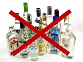 В Тамбове предпринимателя оштрафовали за наружную рекламу алкомаркета