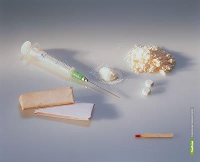В Тамбове задержали наркокурьера с 1,5 тысяч доз героина
