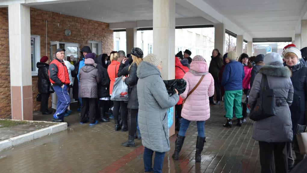 В Тамбове эвакуируют пациентов: учения прошли в поликлинике №6 и больнице №4