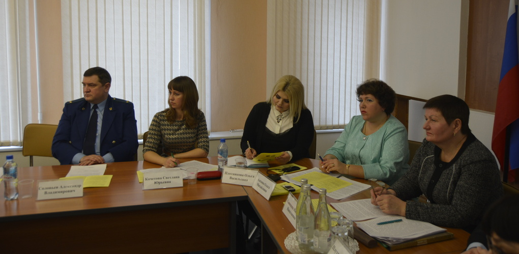 В Тамбове состоялось публичное обсуждение проекта Концепции регулирования рынка профессиональной юридической помощи