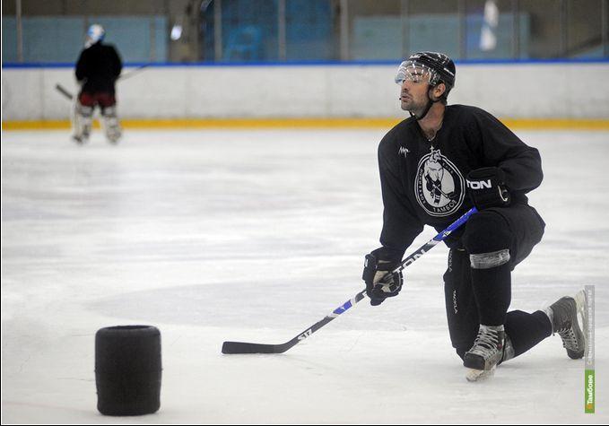 Тамбовские хоккеисты привезли победу из города Набережные Челны