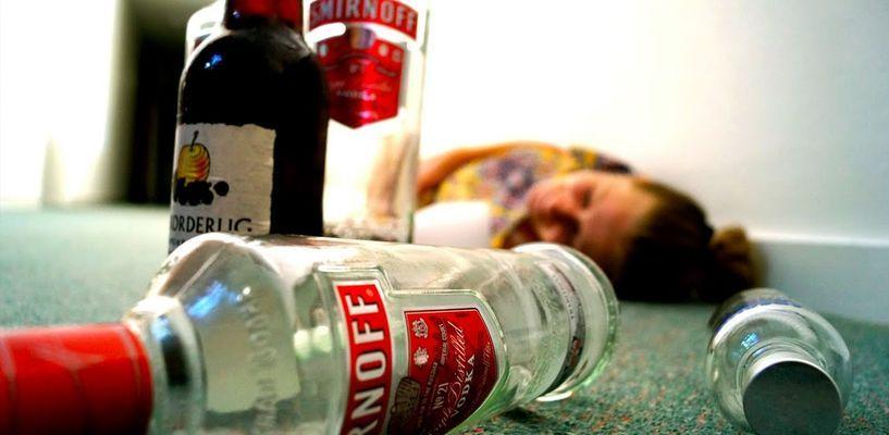 С начала года в области умерли 33 человека, отравившись алкоголем