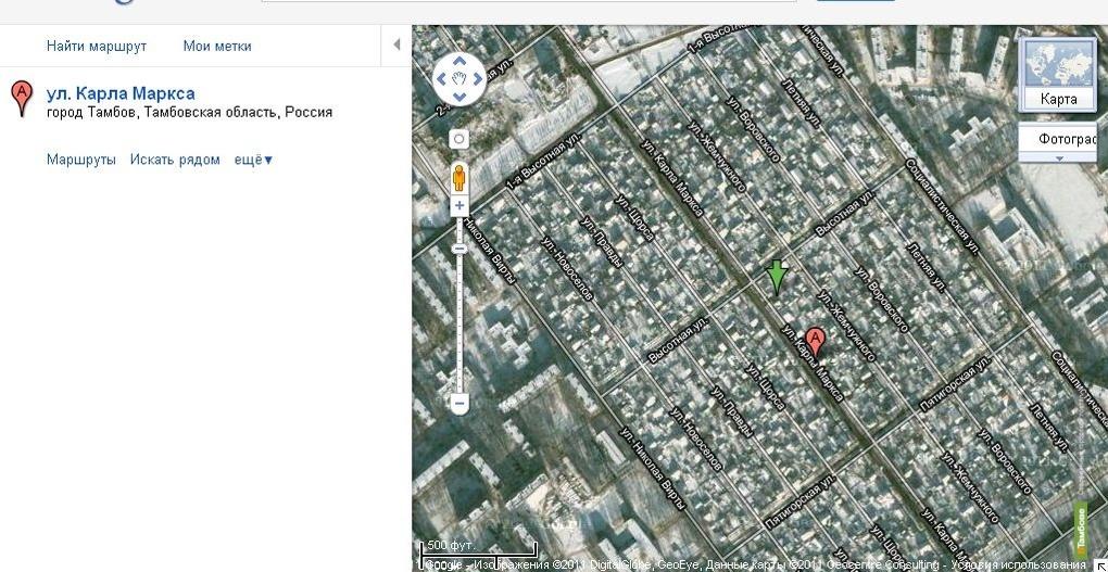 Тамбовчанам покажут в интернете расписание гортранспорта