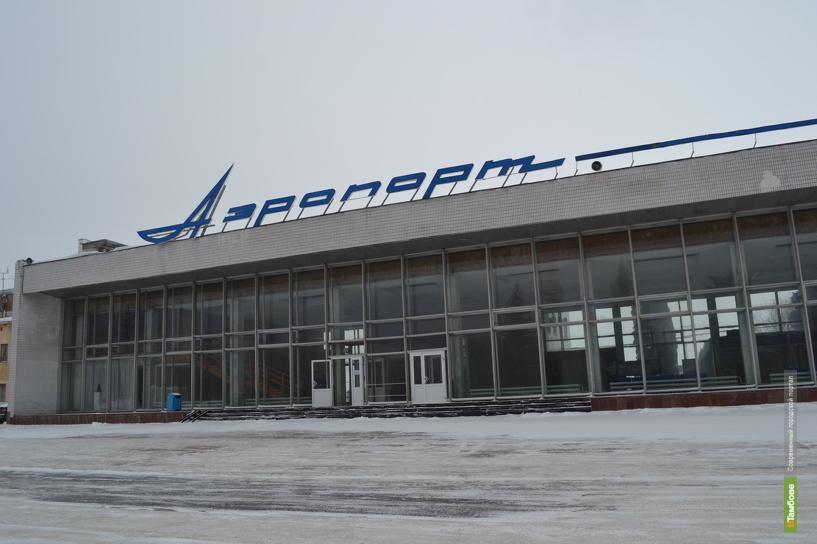 За три года через аэропорт «Тамбов» прошло более 30 тысяч пассажиров