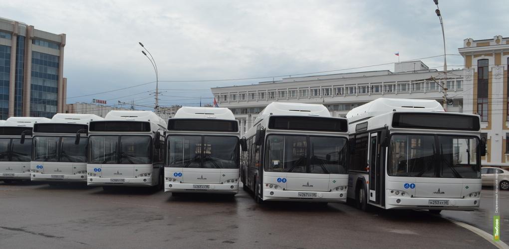 После Пасхального богослужения тамбовчане смогут уехать домой на общественном транспорте