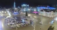 На главную елку города можно посмотреть в режиме онлайн