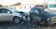 В Покрово-Пригородном столкнулись две легковушки