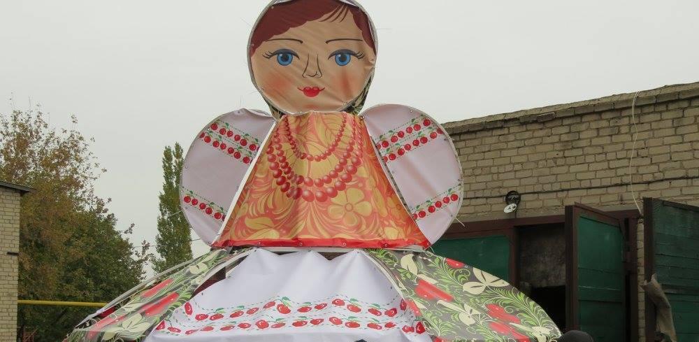 Самая большая чайная баба России: в Тамбовской области установят новый рекорд