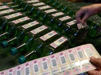 Онищенко запретил ввоз крепкого алкоголя из Чехии