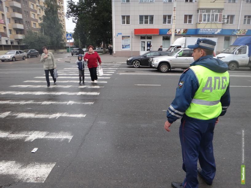 """В Тамбове неблагонадежные """"зебры"""" попали под особый контроль"""