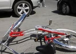 В Тамбове в ДТП пострадала велосипедистка