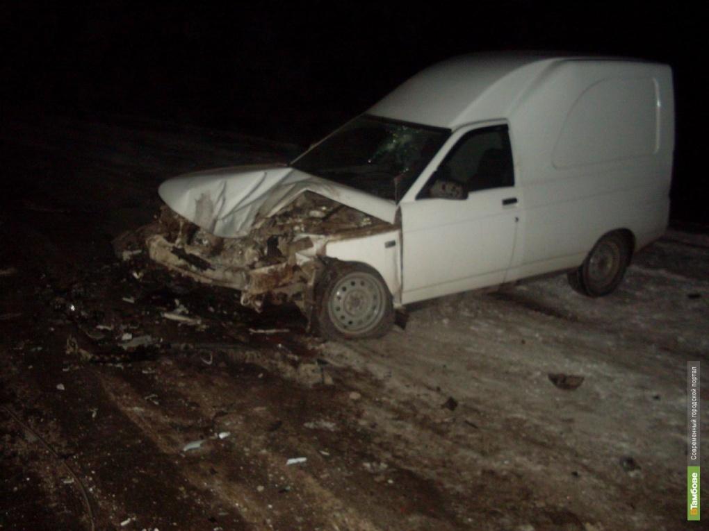 За выходные в ДТП пострадали 14 тамбовчан