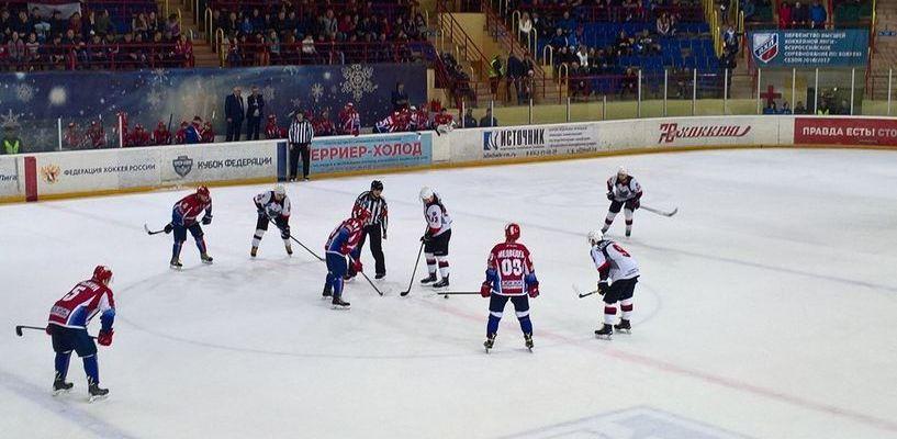ХК «Тамбов» не сумел заполучить бронзу первенства ВХЛ