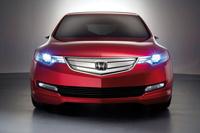 Honda рассекретила новый Accord для американцев