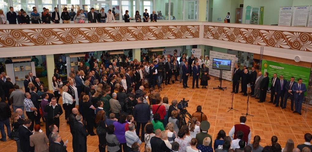 Представители Тамбовского филиала РАНХиГС приняли участие в работе Делового центра Покровской ярмарки