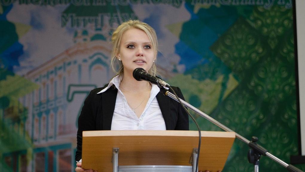 Тамбовчанка победила в Международном конкурсе «University Stars»