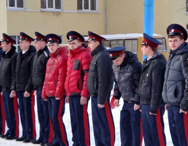 Тамбовские кадеты примут участие во всероссийской игре «Казачий сполох»