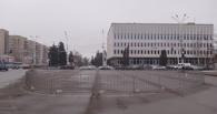 В Тамбове на площади Ленина на время откроют стоянку