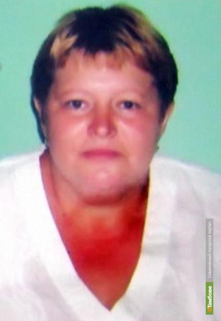 В Тамбовской области без вести пропала 49-летняя женщина