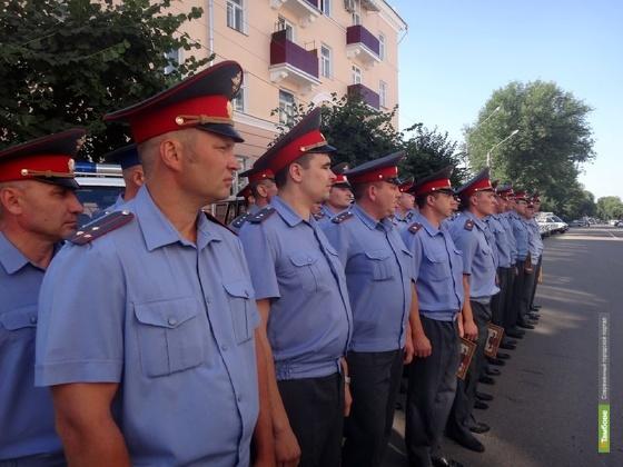 Тамбовчане стали больше доверять полицейским
