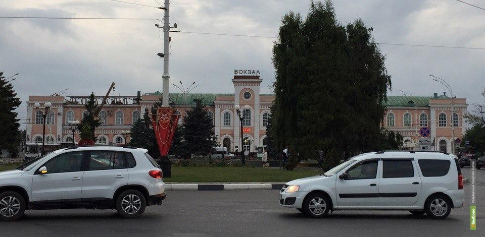 Здание ж/д вокзала ожидает масштабная реконструкция