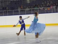 В Тамбове покажут ледовое шоу известного российского фигуриста