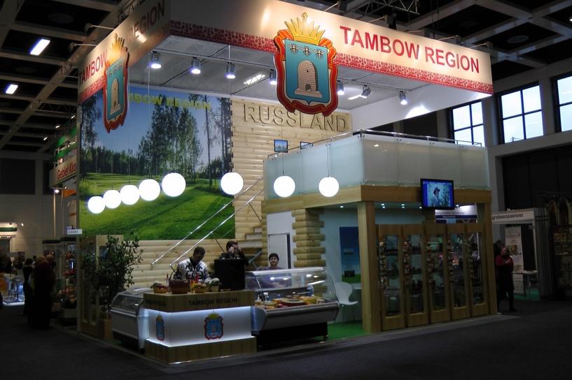 Тамбовская делегация отправится в Берлин на международную торговую выставку