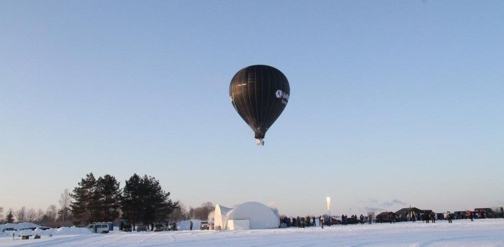 Фёдор Конюхов приземлится на воздушном шаре в районе Тамбова