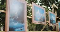 Картины Айвазовского из парка Петрова увезут в другой город