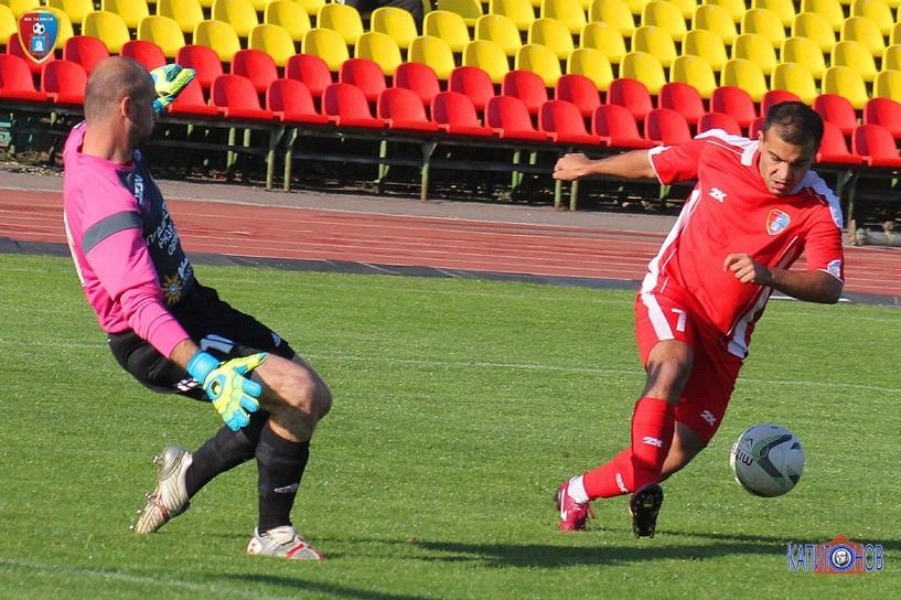 Завтра тамбовские футболисты проведут игру с «Орлом»