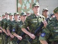 Сегодня начинается весенний призыв на военную службу